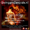 ***Sensuality*** Friday 12th April